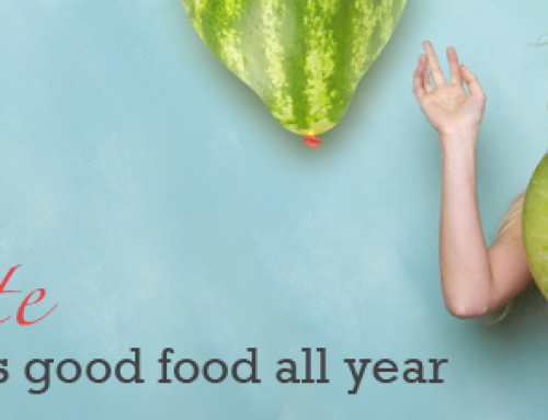 Celebrating Australia's good food all year round