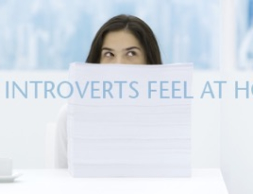 How to help introverts feel at home at work
