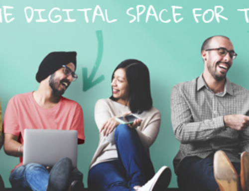 How to use the digital space for team building